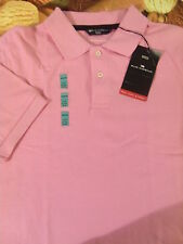 Marks and Spencer Men's No Pattern Cotton Regular Collar Casual Shirts & Tops