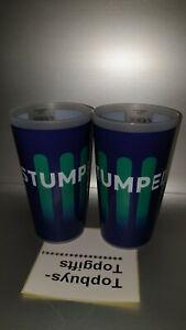 ICC Cricket World Cup Souvenir ENGLAND CHAMPIONS Plastic Pint Cup Stumped