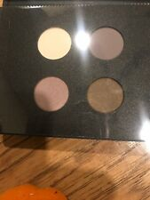 ITTSE - The Fulton Magnetic Quad Eyeshadow Palette With Four Eyeshadows - New