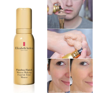 Elizabeth Arden Flawless Finish Mousse Makeup 1.4 oz SELECT SHADE