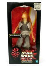 """'98 Star Wars Episode I Jar Jar Binks Fully Posable 12"""" Figure Action Collection"""