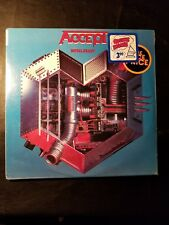 Accept Metal Heart  LP SEALED NEW ! VERY  RARE!