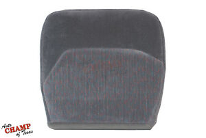 1994 1995 1996 Ford F-150 XLT F150-Driver Side Bottom Cloth Seat Cover Opal Gray