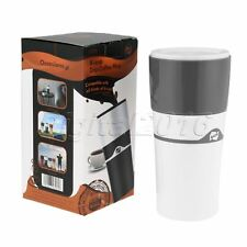 Outdoor Travel Filter Pod Cups Portable K Cup Drips Coffee Maker Brewer Mug 1Pc