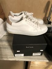 PAUL SMITH Basso Quiet White Trainer Sneaker Shoes MSRP $595 Size uk9. US 10