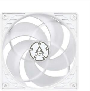 ARCTIC P12 PWM - Pressure-optimised 120 mm Fan with PWM - White/Transparent