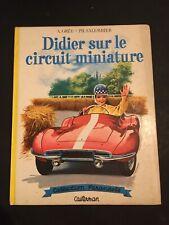 [10728-B11] Grée Alain - Didier sur le circuit miniature - EO - Farandole