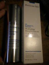 Perricone Md H2 Elemental Energy Hydrating Booster Serum 1oz/30ml New In Box