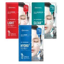 Mediheal Capsule 100 Bio Seconderm 2 Step Face Mask(Hydro / Clear / Light)