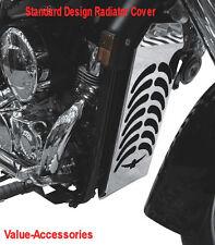 Honda VTX 1300 R/S/C Radiator Cover (Standard Design) #01-285