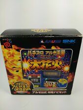 Neo Geo Pocket-Pachi Color Slot Aruze daihanabi  Game + Console Clear