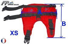 Gilet De Sauvetage Pour CHIEN Taille XS  Jusqu'à 3kg Bouée