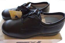 APEX Ambulator leather B2000W biomechanical lace up diabetic oxfords Women 13 w