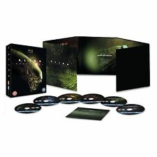 Alien Anthology The Complete Collection 1 2 3 4 5 6  Box Set  (1-6) New Blu-ray