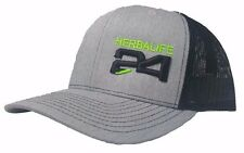 3D PUFF HERBALIFE HAT CAP SNAPBACK CURVED BILL(FREE NAME) RICHARDSON 112