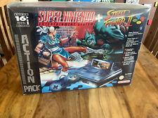 Street Fighter 2 Super Nintendo Snes OVP Boxed