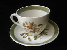 ALFRED MEAKIN 'Hereford' Fruit + Leaf pattern Cup and Saucer x1
