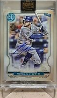 2021 Topps Archives Signature Series MAX MUNCY Auto 1/1