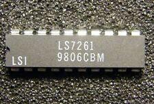 Ls7261 BRUSHLESS DC motor controller, LSI