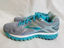 BROOKS GTS 16 EDITION Women's Running Shoes Gray Teal 1202031B170 US 6.5