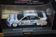 1/43 Onyx XTC99003 Honda Accord Italian T.Cars 1998 Massimo Pigoli #51