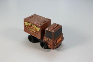 Vintage Mattel 1979 First Wheels Express Toy Box Truck Hotwheels...187