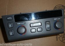 2000-2003 Volvo s60 S80, A/C & Heater Climate CONTROL, P# 9354046
