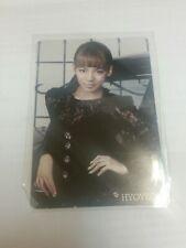 SNSD hyoyeon Mr. Taxi japan jp Official photocard Card Kpop girls generation