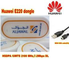 unlocked wireless huawei E220 3G usb modem HSDPA 7.2Mbps network card