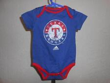 New-Minor Flaw Texas Rangers Infant Size 18M Months Creeper by Adidas