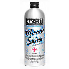 MUC OFF Miracle Shine WAX 500ML Polish AND Protectant
