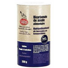 Bicarbonate de soude alimentaire - boîte verseuse 500g (La droguerie Ecologique)