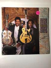 GEORGE BENSON & EARL KLUGH Collaboration LP 1-25580 Vinyl NM In Shrink W/insert