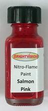 Brightvision SALMON PINK Nitro-Flame Redline Restoration and Custom Paint SALMON