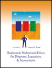 Business and Professional Ethics for Accountants, Brooks, Leonard J., New Book
