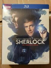 SHERLOCK Complete BBC Series Blu-ray Seasons 1 2 3 4 Abominable Bride USA Set