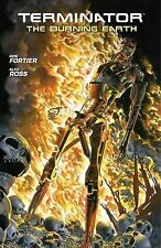 Terminator: The Burning Earth by Ron Fortier Alex Ross 2013, Paperback