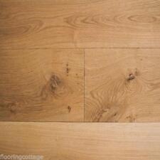 Engineered Brushed & Oiled Oak Flooring Wide Boards  15mmx3mmx189mmx1200mm