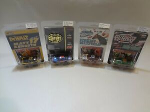 Action Racing Collectables 1:64 Lot NEW Matt Kenseth Dale Jarrett Mayfield 1999
