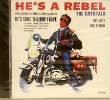 THE CRYSTALS 'He's A Rebel' - 29 Tracks on Marginal