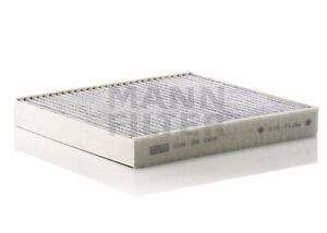CUK26009 Mann Cabin Filter with Activated Charcoal (Replaces 5Q0819653)