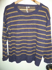 White Stuff Wool Blend Striped Jumpers & Cardigans for Women