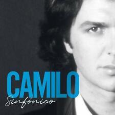 CAMILO SESTO - SINFONICO - 2 LP - PRE ORDER 13/09 - NUEVO Y PRECINTADO