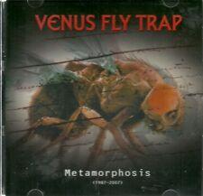 VENUS FLY TRAP-METAMORPHOSIS 1987/2007 CD(BIG BLUE)SIGNED+BADGE