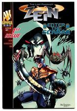 ZEIN THE LAST PHAROH AK COMICS NO. #1 (NM) UNREAD