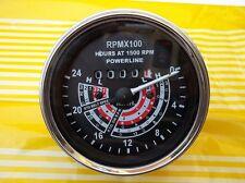 Massey Ferguson KPH Tachometer for MF 135, MF 35 1850092M93, 829486M91