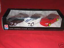 1:25 AMT 1996 Dodge Viper RT/10 3 pc Assembled Plastic Model Set
