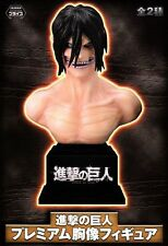 Eren Yeager Titan Ver. Bust Figure anime Attack on Titan Shingeki no Kyojin