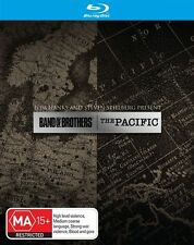 Band Of Brothers / The Pacific (Blu-ray, 2013, 12-Disc Set)