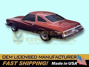 1974 Buick Century Gran Sport GS COMPLETE Decals Stripes Kit 13-Pieces